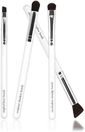 Tatu 4 piece smoky eye brush set, 5 Count