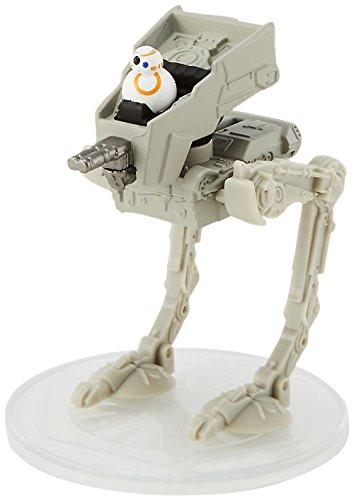 Hot Wheels Star Wars First Order AT-ST Starship Vehicle (Star Wars Starship)