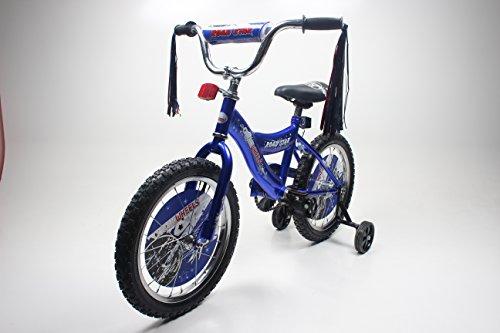 "ChromeWheels 16"" BMX Bike"