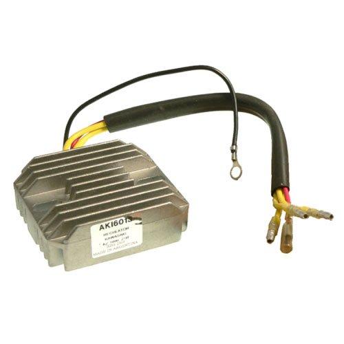 (DB Electrical AKI6013 New Voltage Regulator for 1000 KZ1000 Kawasaki 1977 1978 1979 1980 77 78 79 80, KZ550 80 81 82 83 1980 1981 1982 1983, KZ650 KZ750 21066-1008 17.2069 46-3911)