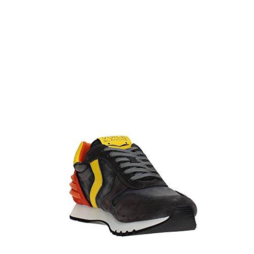 Voile Lacci Blanche Sneakers Uomo con Grigio da rwr7AZq
