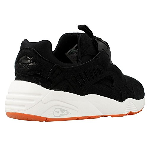 BLACK Nero WHITE BRIGHT PUMA BLAZE DISC 0Sw6cBf