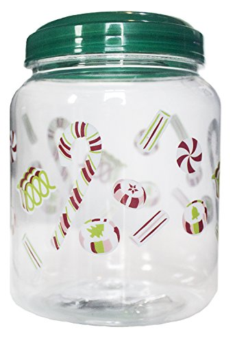 lock candy jar - 6