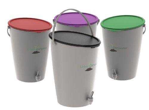 Amazon.com: Urban Tacho Urban odour-free compostador + ...