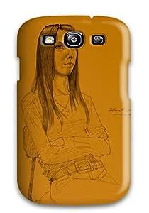 Awesome Case Cover/galaxy S3 Defender Case Cover(milica Cvetanovski)