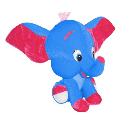 Blue ToySource Blue Eddie The Elephant 33 Plush Collectible Toy 33 33 RetailSource Ltd 7-137-Blu