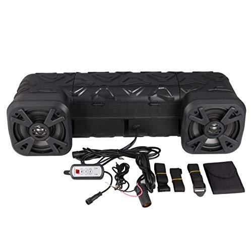 - Power Acoustik QB-6 ATV Audio System, 6.5