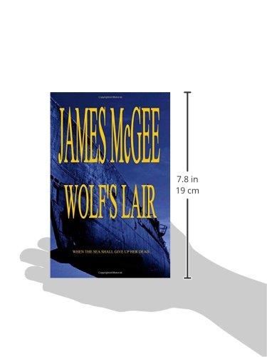 Amazon Wolfs Lair 8601406075856 James Mcgee Books