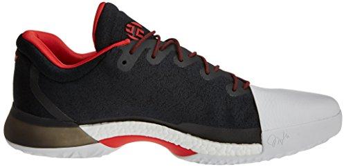 adidas Harden Vol. 1 - Zapatillas de baloncesto para Hombre, Negro - (NEGBAS/ESCARL/FTWBLA) 50