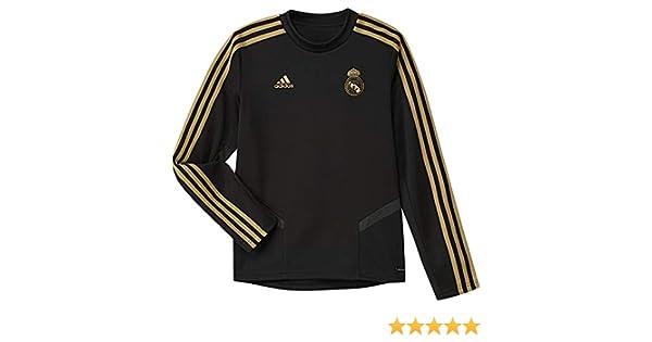 adidas Real Madrid Training Top Boys Sudadera, Niños: Amazon.es ...