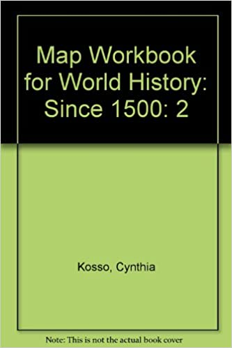 Amazon map exercise workbook for world history since 1500 map exercise workbook for world history since 1500 volume ii 2nd edition gumiabroncs Gallery