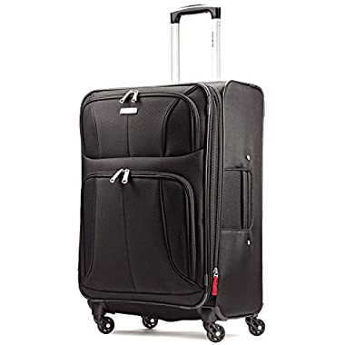 Samsonite Aspire Xlite Expandable 25 Suitcases, Black
