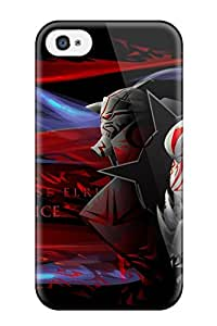 Tina Chewning's Shop 7656334K38772834 Hot Tpu Cover Case For Iphone/ 4/4s Case Cover Skin - Fullmetal Alchemist