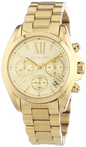 Michael-Kors-MK5798-Ladies-Gold-Mini-Bradshaw-Watch