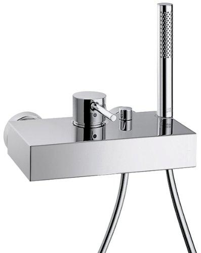 Hansgrohe Axor Starck Tub Spout (Axor 10402001 Starck X Tub Filler, Chrome)