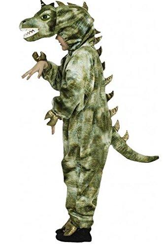vivido e di grande stile Super carino chic classico Costume dinosauro bambino 2/3 ANNI neonato tuta integrale ...