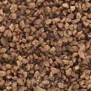 Woodland Scenics Brown Ballast (32 oz. Shaker) (Train Ballast Set)