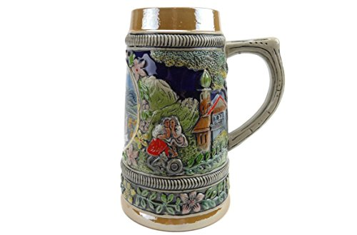 - Beer Stein: Ludwig .5L Without Lid