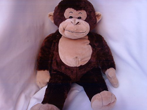 Treasure Bear Hugs (Build a Bear Workshop Monkey Large Brown Plush Toy 20