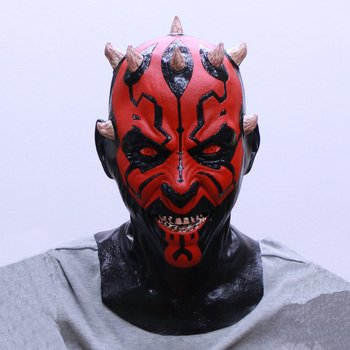 Star Wars Darth Maul Mask with Collector's Box -