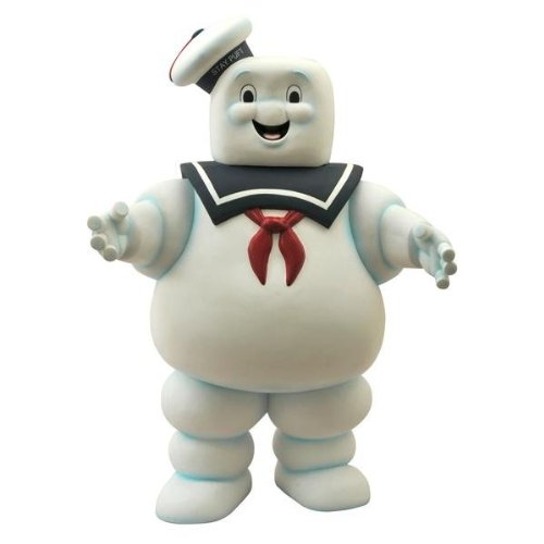 Action Figure 6-99788-21024-6 Ghostbusters 24 Inch Stay Puft Marshmallow Man Bank by Diamond Select Toys