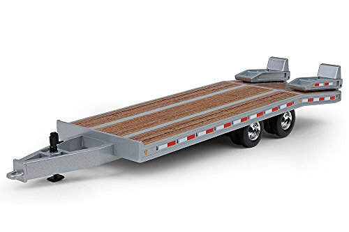 50 Scale Diecast Metal (First Gear 1/50 scale Diecast Collectible Silver Beavertail Trailer (#50-3192))