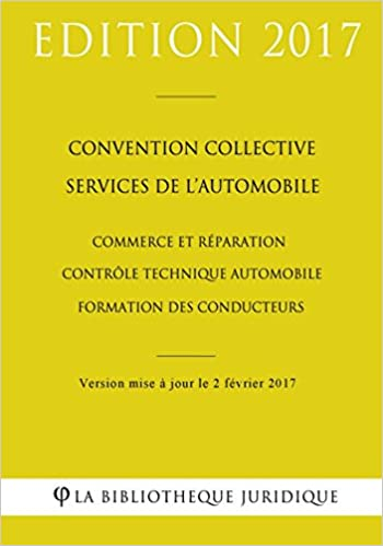 Amazon Fr Convention Collective Services De L Automobile Commerce