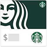Starbucks Gift Card - Email Delivery
