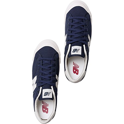 New Balance - Lifestyle - Color: Azul marino-Blanco - Size: 43.0