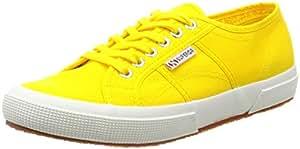 Superga 2750 Cotu Classic S000010, Zapatillas Unisex Adulto, Amarillo (Gelb Sunflower), 35 EU