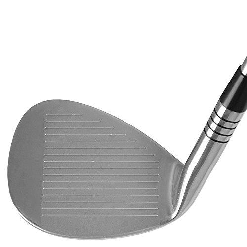 Senior Ladies Sand Blaster Wedge Right Handed Ladies Flex Steel Shaft with Premium Tacki-Mac Arthritic Ladies Golf Grip by Sand Blaster Wedge (Image #3)