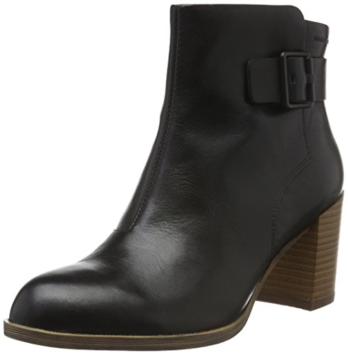 Vagabond Anna, Zapatillas de Estar por Casa para Mujer Negro - Schwarz (20 Black)