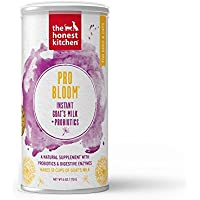 Honest Kitchen Pro Bloom Dehydrated Instant Goat's Milk with Probiotics for Dogs & Cats 6 oz