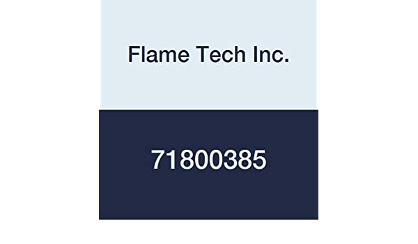25 Length Tested in The USA Oxy//Fuel 1//4 T Grade FlameTech 71801425 Scorpion Heavy Duty Twin Hose