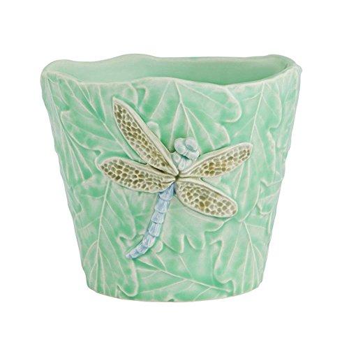Insect Vase - Bordallo Pinheiro Garden Of Insects Decorative Vase