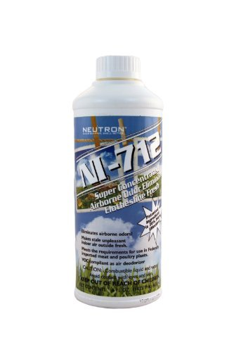 NI-712 Odor Eliminator, Clothesline Fresh, 1 Pint