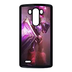 League of Legends(LOL) Taric LG G3 Cell Phone Case Black DIY Gift pxf005-3643985