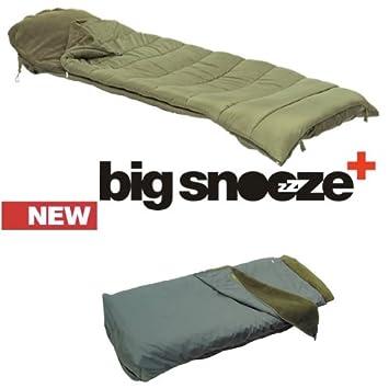 Trakker - Big Snooze + Saco de Dormir & Funda