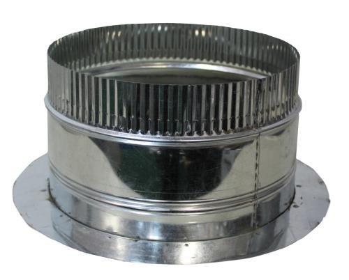 Buy ideal-air 736462 duct collar air tight, 10\