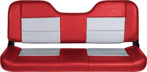 UPC 079035548474, Tempress 48-Inch Folding Bench, Red/Gray