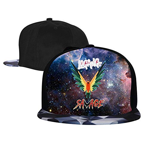 (Top Level Flying Be A Bird_Maverick Baseball Hat Unisex Sports Adjustable Plain Cap Hip-Hop Hat for Kids/Men/Women Gray)