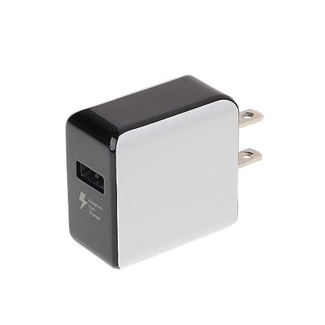 Amazon.com: Yuly Cargador Adaptador QC2.0 Carga Rápida USB ...
