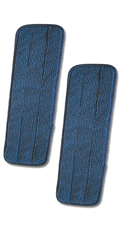 Don Aslett's Pro Microfiber Damp Scrubbing Pad Only-2 pack