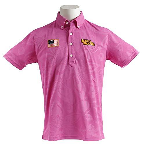 ラウドマウスゴルフ Loud Mouth Golf 半袖シャツ?ポロシャツ 半袖ポロシャツ