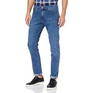 Wrangler Larston Jeans Slim Uomo