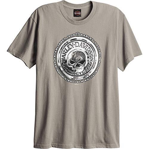 Harley-Davidson Military - Men's Graphic T-Shirt - Made in USA - Al Udeid Air Base | G Cap XL