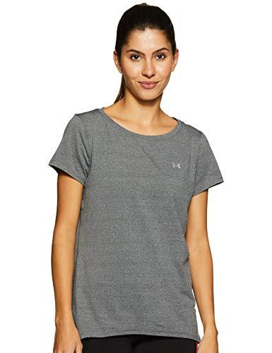 Under Armour Women's HeatGear Armour Short-Sleeve T-Shirt