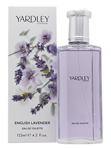Toilette De Spray London Eau (Yardley English Lavender by Yardley of London for Women Eau De Toilette Spray, 4.2 Ounce)