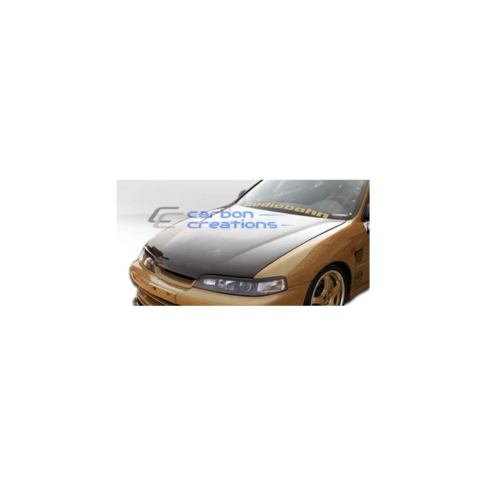 1994 2001 JDM Acura Integra Carbon Creations OEM style hood