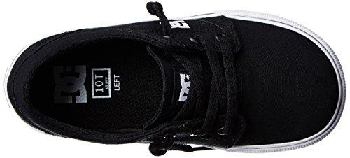 DC Shoes Trase TX - Zapatillas bajas para niño Negro / Blanco (Black / White)